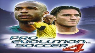 A Look @ Pro Evolution Soccer 4