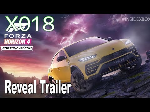 Forza Horizon 4's first expansion revealed, due December 13