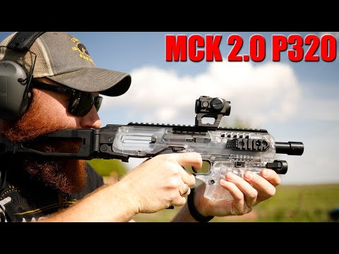 CAA MCK Sig P320 Chassis System