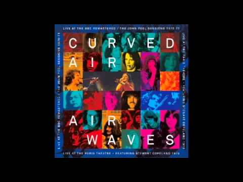 Curved Air - Stark Naked (Live at BBC)