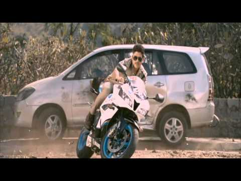 Allu Arjun Dance Action Mashup