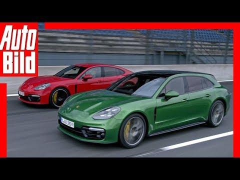 Porsche Panamera GTS/GTS Sport Turismo (2018) Vorstellung / Details / Erklärung
