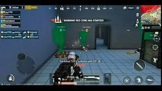 How to wipe out or clear squads in Player Unknown Battleground PUBG MOBILE  smart way to play.