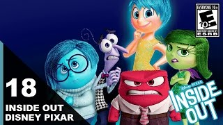 Inside Out - Disney Infinity 3.0 - Walkthrough - Episode 18: Summer, Winter, and Falls, Phase 3 thumbnail
