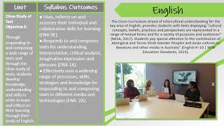 Contemporary Teaching and Learning  - Video Showcase