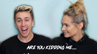 TESTING OUR RELATIONSHIP... | Talia Mar w/ Miniminter