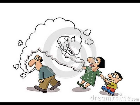 Cause and Effects of PASSIVE SMOKE