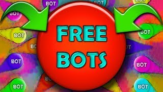 HOW TO GET FREE BOTS IN CELLCRAFT.IO! STILL WORKS! 2018!