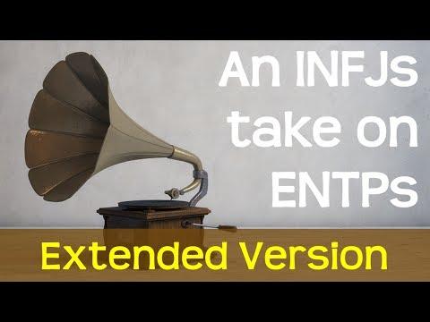 INFJ take on ENTP - Cognitive Functions / Relationships / Parenting / School /
