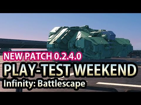 infinity 4 0. infinity battlescape patch 0.2.4.0 4 0