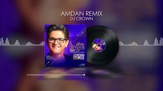 Sina Shabankhani -Amdan (DJ CROWN REMIX)