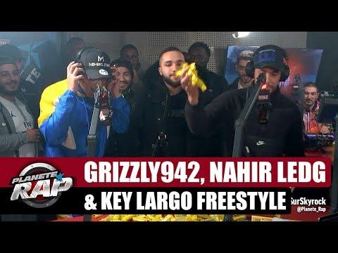 Freestyle New Trap - Grizzly942 x Nahir LEDG x Key Largo #PlanèteRap