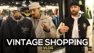 COME VINTAGE SHOPPING WITH ME ft Daniel Simmons | MENS FASHION 2019