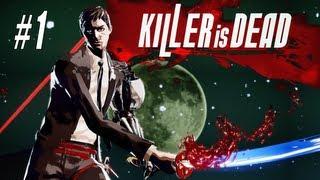 Let's Play Killer is Dead - Episode 1 - Appropriate Titling