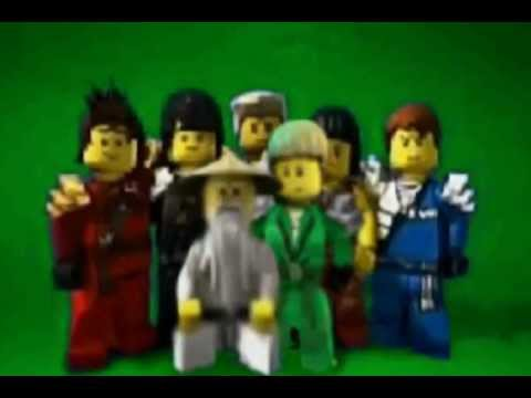 Lego Ninjago Season 3 Intro ROUGH CUT CONCEPT
