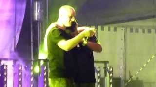 K.I.Z - Fremdgehen Live at Helene Beach Festival Frankfurt Oder 28.06.2012 +Lyrics [HD&HQ]