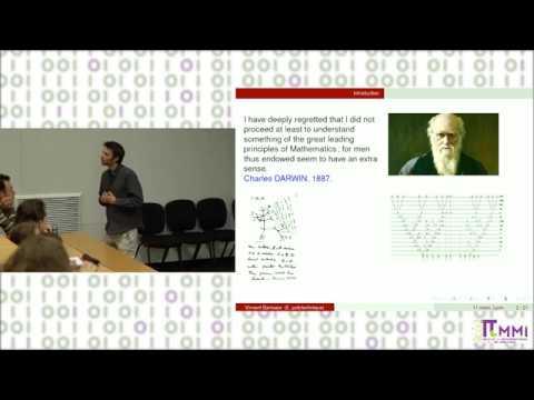 [Conférence SML] Des probabilités pour le vivant - Vincent Bansaye