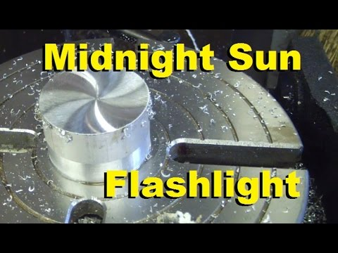 Midnight Sun: collimating lens, truck run-over and test fire (FOR PURCHASE VID)