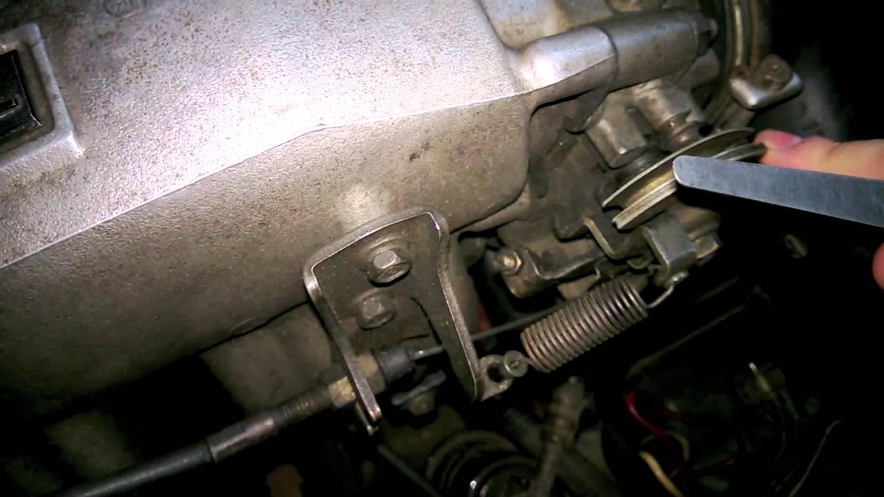 Correction To 4age Tps Adjustment Video Youtube Toyota 4afe Engine Diagram