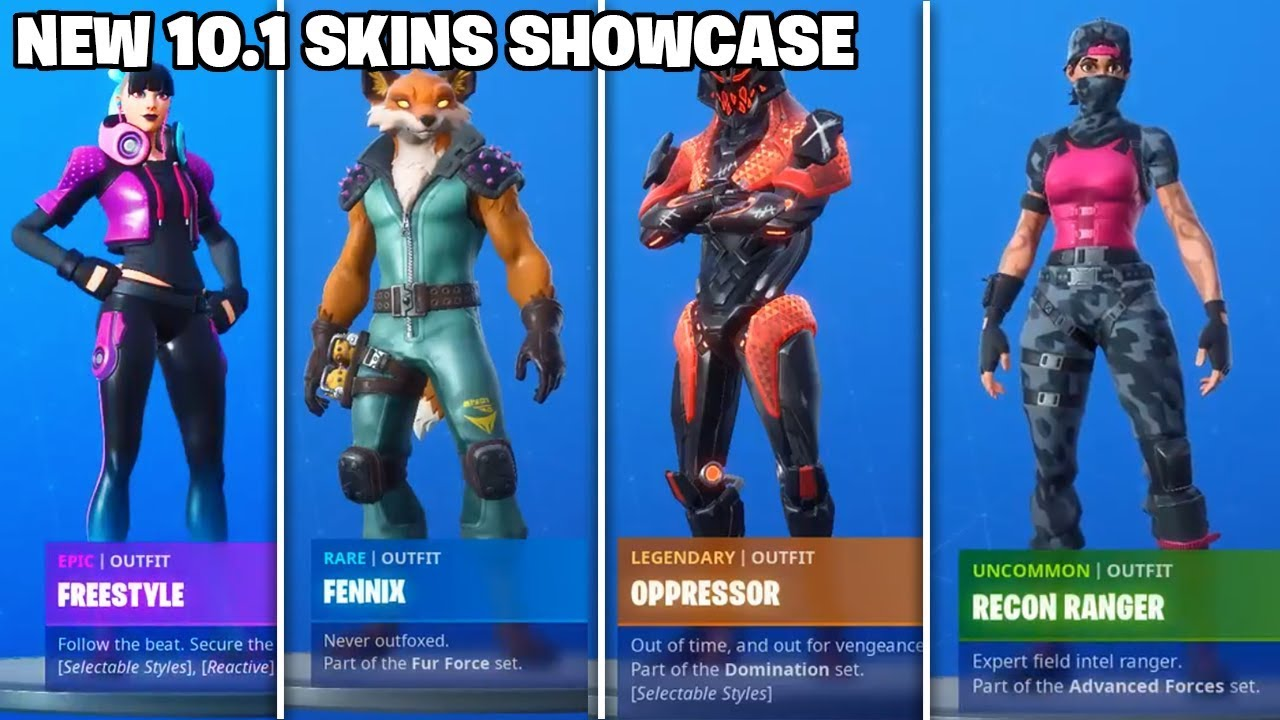 'Fortnite' X 'Major Lazer' Skins And Cosmetics Leaked Online