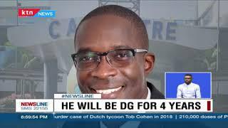 Ex-IEBC CEO Ezra Chiloba appointed new CA director general