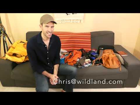 Safari Travel Tips | How to pack light for a long trip