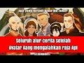 Kisah Avatar Aang setelah mengalahkan raja api Ozai