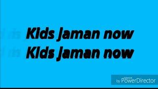 ECKO SHOW KIDS JAMAN NOW