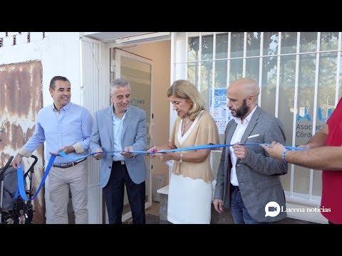 VÍDEO: Autismo Córdoba abre delegación en el sur de la provincia con sede en Lucena