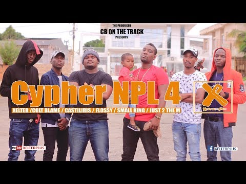 CYPHER NPL 4 (XELTER, COLT BLAME, FLOSSY, CASTILIRIS, SMALL KING, JUST 2 THE M)