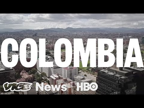 Inside FARC's Political Future (HBO)