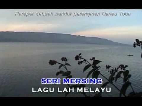 """SERI MERSING"" malay folk song(karaoke) by Zamhari Hj Materang"