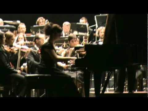 Viviana Lasaracina plays Prokofiev concerto op. 26 n. 3 (2° Movimento)