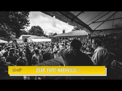 Gear Expo Nashville Part 1 2015 - Pensado's Place #231