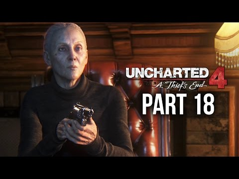 Uncharted 4 Gameplay Walkthrough Part 18 - THE BROTHER'S DRAKE (Chapter 16)