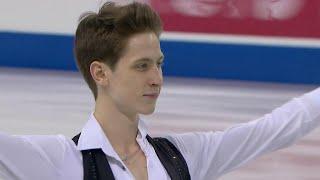 Андрей Лазукин. Короткая программа. Мужчины. Skate Canada. Гран-при по фигурному катанию 2019/20