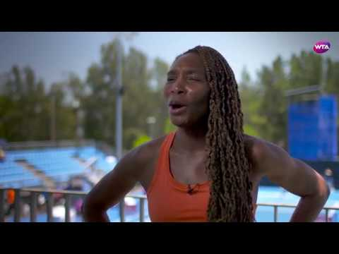 2018 Sydney Pre-Tournament Interview   Venus Williams
