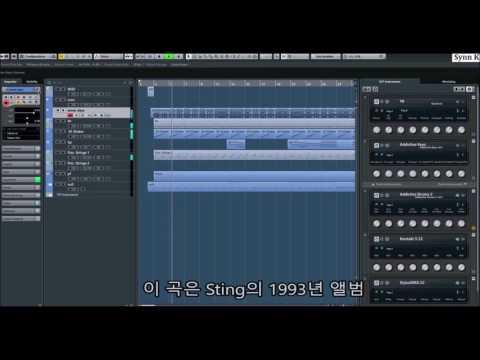 [Midi works] Sting - Seven Days