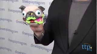 The Ugglys Pug Electronic Pet From Moose Toys