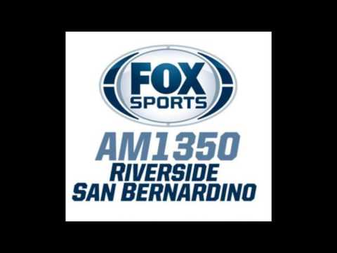 FOX Sports 1350 COLLEGE Football Game of the Week (10/22/2016)