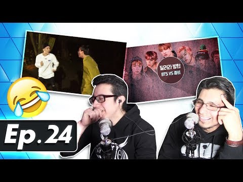 GUYS REACT TO BTS 'Run BTS' Ep. 24