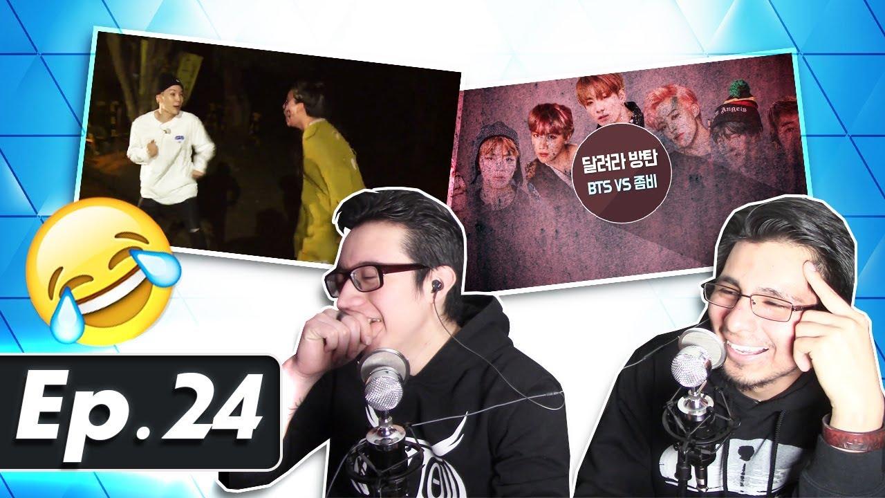 GUYS REACT TO BTS 'Run BTS' Ep  24