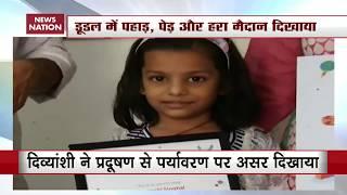Meet: Divyanshi Singhal Who Wins Doodle For Google 2019 On Children's Day