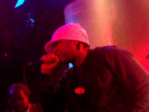 KRSOne  Outta Here @ Santos Party House, NYC