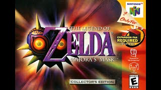 The Legend of Zelda: Majora's Mask - New Wave Bossa Nova