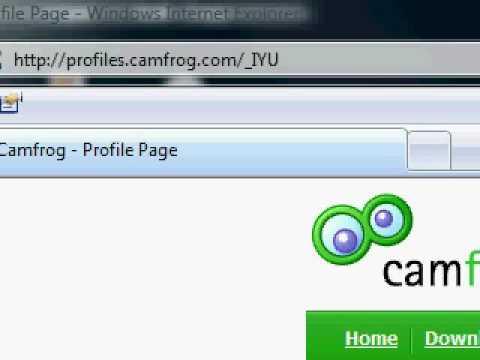 CamFrog UnBan