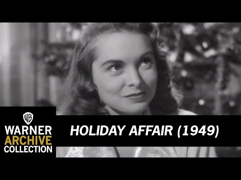 Holiday Affair (1949) – Contentious Christmas Dinner