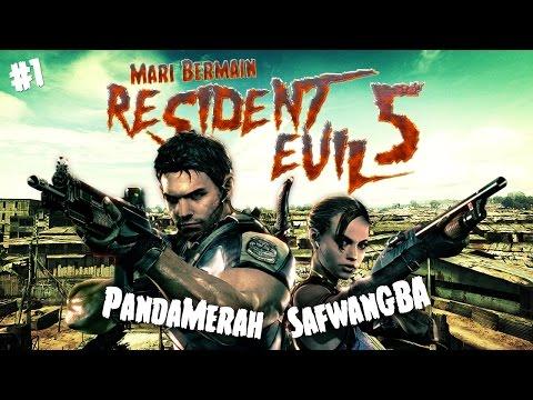 KATA-KATA TOKO-TOKO | Resident Evil 5 (PandaMerah)  w/SafwanGBA [Bhg. 1]