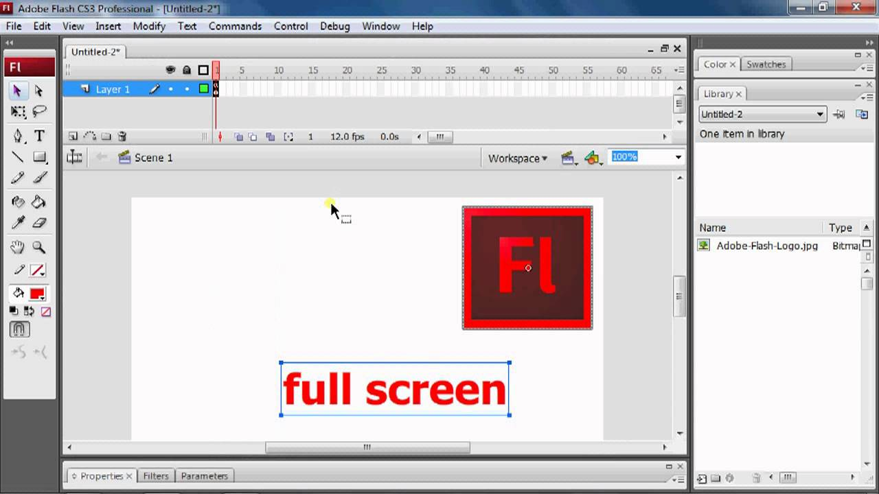 Ebook Macromedia Flash 8 Bahasa Indonesia