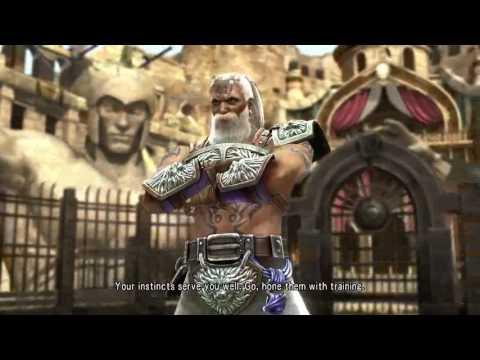 SoulCalibur V (Xbox 360) Arcade As Edge Master